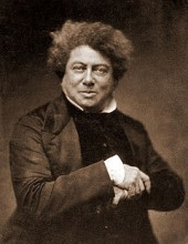 Alexandre Dumas Quote Picture