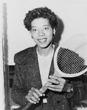 Make Althea Gibson Picture Quote