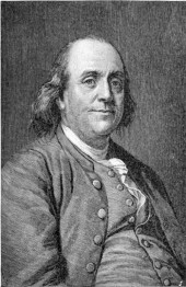 Benjamin Franklin Picture Quotes