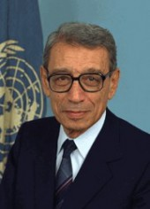 Make Boutros Boutros-Ghali Picture Quote