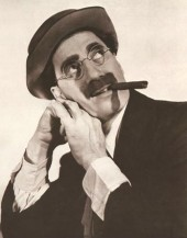 Famous Sayings and Quotes by Groucho Marx
