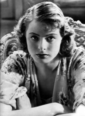 Make Ingrid Bergman Picture Quote