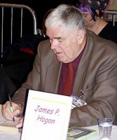 Picture Quotes of James P. Hogan