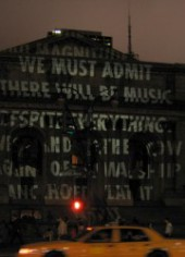 Jenny Holzer Quote Picture