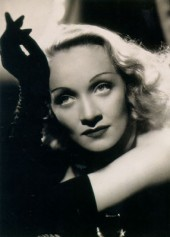 Quote Picture From Marlene Dietrich