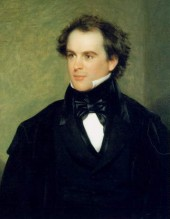 Nathaniel Hawthorne Quote Picture