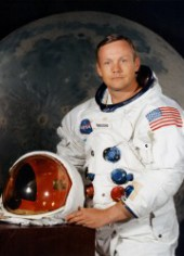 Make Neil Armstrong Picture Quote