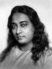 Design Paramahansa Yogananda Quote Graphic