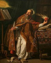 Picture Quotes of Saint Augustine