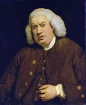 Picture Quotes of Samuel Johnson
