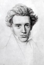 Love Quote by Soren Kierkegaard